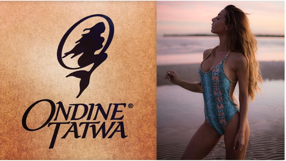 Ondine Tawta: un nuevo concepto de biquinis y bañadores.