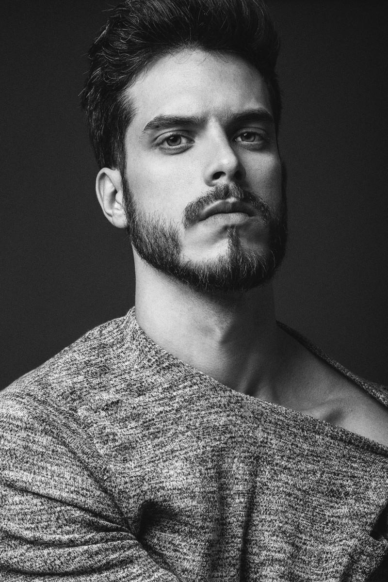Alvaro ayllon ByN-8