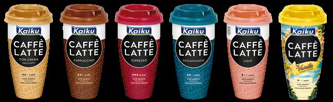 Campaña de street marketing para Kaiku