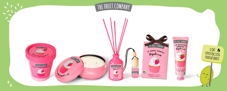 Campaña para The Fruit Company