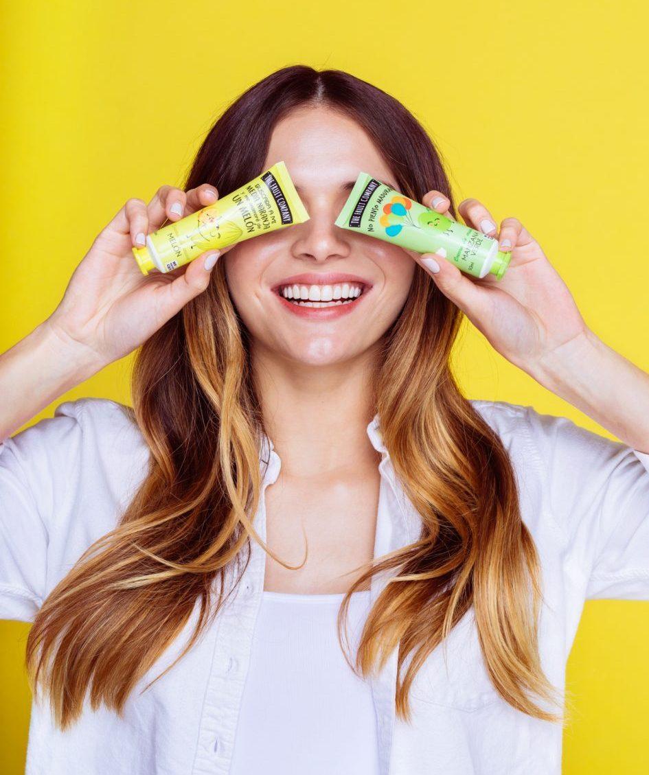 Vanessa T. en Campaña para The Fruit Company