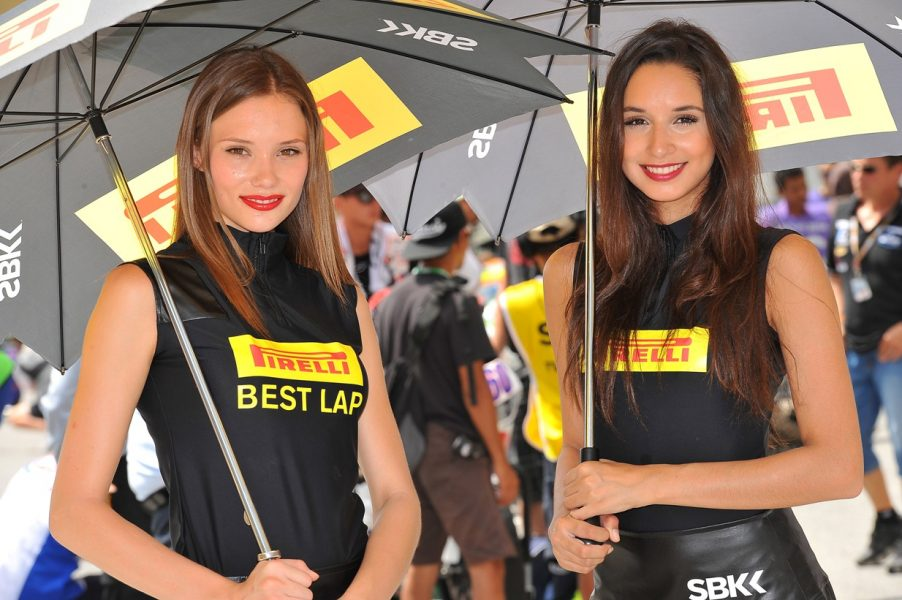 Modelos para eventos deportivos - Grid Girls