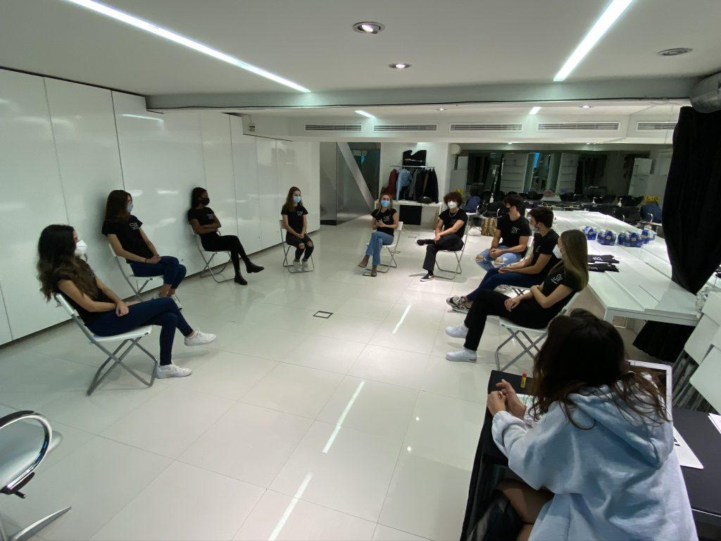 Formación para modelos - Six Management