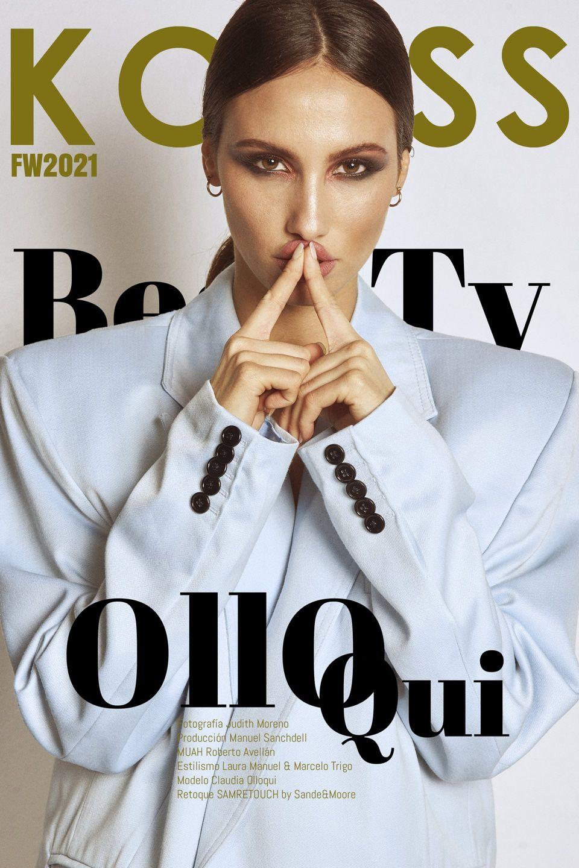 Claudia Olloqui for KOOS Magazine