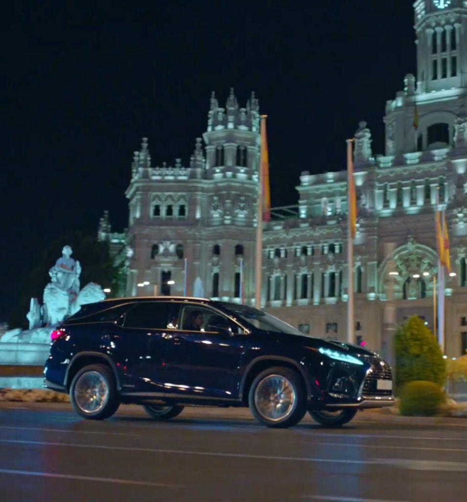 Publicidad Lexus - Six Management